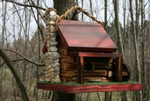 Birdhouses / by Carolyn Jones