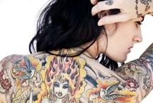 Tattoos / by Dames Horlepiep