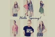 Hello Spring! It's really nice to see U again! / Spring mini collection*