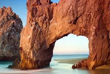 Natural Stone Arch / The arch :: Cabo San Lucas http://www.josafatdelatoba.com/landscape/