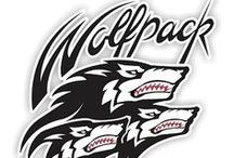 Wolfpack / by Richard Taylor