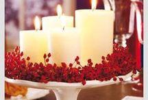 Christmas / All things beautiful at Christmas / by Carolyn Jones