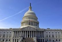 THE U.S. CAPITOL BUILDING / The U.S. Capitol Building is located in Washington, D.C.