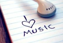 Beloved music <3 / The most of this songs are songs that means something to me, and that means that you maybe won't like them all.
