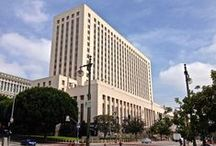 U.S. DISTRICT COURTS IN CALIFORNIA / These courts are part of our federal judicial system.