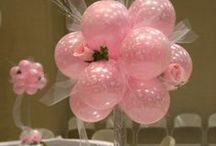 Decoración con globos / by martina mele