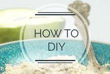 How to DIY ...