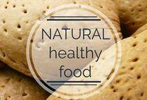 Delicious food, healthy snaks