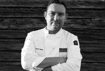 Chefs / Chefs, cocina, cocineros, estrella, cocineros famosos, artist, creative cook, restaurant,