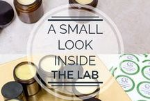 Make cosmetics - Inside the Lab