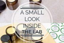 Make cosmetics - Inside the Lab