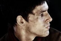 Merlin / In a land of myth, and a time of magic.
