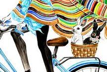 Inslee +Fashion Illustration
