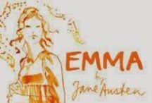 Emma covers / Covers of Jane Austen's novel Pride and Prejudice