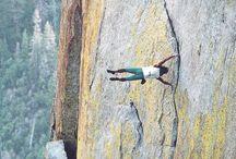 Rock climbing / ROCK CLIMBING