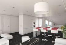 Reforma en Gorliz / #reforma #arquitectura #diseño #interiorismo #3D #infografias #previsualización3D  #Gumuzio&PRADA