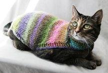 Tvorba - háčkování, pletení