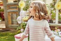 The Spring Refresh | The Little White Company / We're incredibly pleased to have expanded our age ranges for Spring, bringing you even more gorgeous clothing, sleepwear and accessories to choose from, now for babies (0-24 months), toddlers (1-5 years) and juniors (4-10). Whether you're looking for boys or girls, or bedroom inspiration, our new collection has it all.