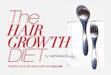 Dieta na piękne włosy!
