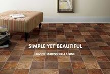 Simply Vinyl / A giant collection of vinyl flooring, and great looking ideas!