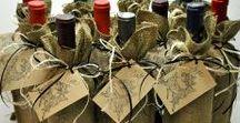 Bottle wrapping - Italos üveg csomagolás