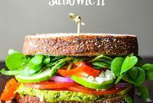 Lunch / Recipes for a delicious lunch  | Recepten voor een lekkere lunch