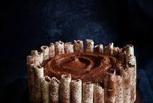 Cakes | Taarten / Delicious and beautiful cakes for your sweet tooth | Lekkere en mooie taarten voor de zoete trek