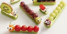 Kids | Kinderen / Edible treats and ideas for kids | Eetbare traktaties en ideetjes voor kinderen