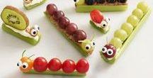 Kids | Kinderen / Edible treats and ideas for kids | Eetbare traktaties en ideetjes voor kinderen