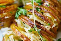 Potato recipes | Aardappelgerechten