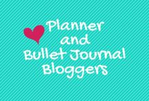 Planner and Bullet Journal Bloggers / ***Group board closed to new contributors!*** Posts about planners, planning, bullet journals, productivity, self improvement! Any planner is fine, planning printables are perfectly acceptable! No pin limit. Please try to repin other pins from the board!