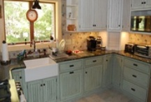 Kitchens by Scribners / by Scribners Kitchen & Bath Design
