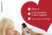 Your Love / Love is about being an individual, together. Enjoy the luxury of sleep with the one you love. / by Sleep Number