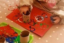 Toddler Arts & Crafts