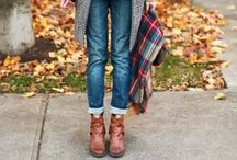 Fall Fashion Wants / My must have shopping list for this fall.  I WILL find boots that fit my fat calves!