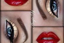 Makeup Fun! / Ideas for makeup and hair!