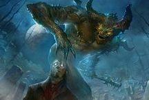 Monsters inside...