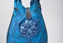 táskák- bags / ötletek tervbe vett nemez- filc táskámhoz