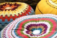 párnaötletek- cushions / párna varrása, díszítése, ötletek