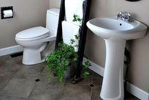 Hjemmet badeværelse
