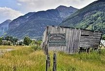 Our Favorite Place / We LOVE Telluride Colorado more than anywhere in the World and are so excited to be celebrating our 20th Anniversary here in the Summer of 2015.