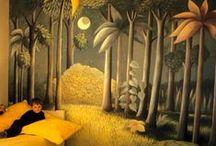 Kid's Murals