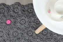 DIY | Crochet | Home assecoiries