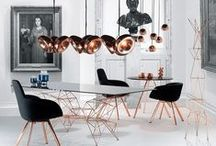 Tom Dixon / Contemporary lighting by Tom Dixon
