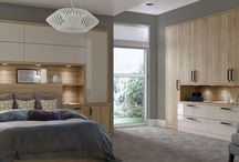 Bedroom Collection 2016 / Our beautiful range of fitted bedrooms, designed and manufactured in the UK by the brilliant Daval Furniture.