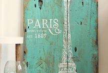 Paris Paris / by Fulvia Muntoni