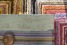 Artist Anne van den Heuvel | TEXTILE ART ❤️ HOME ACOUSTICS | hand-tufted carpets, rugs & tapestries / Hand tufted carpets & rugs made by Anne van den Heuvel, Dutch Textile Artist