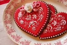 Valentine's Day Goodies / by Kitty Deist