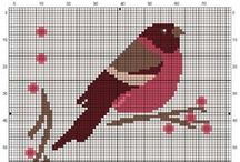 embroidery/cross stitch