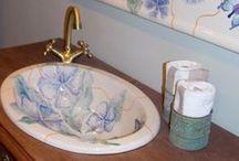 Umywalki ręcznie robione Riwal. Handmade basins. / Ceramika hand-made. Handmade basins.